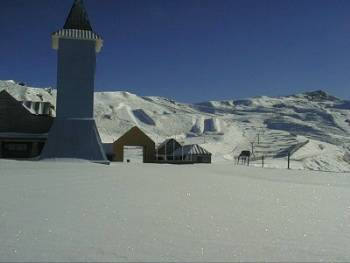 New Snow on Cardrona Skifield